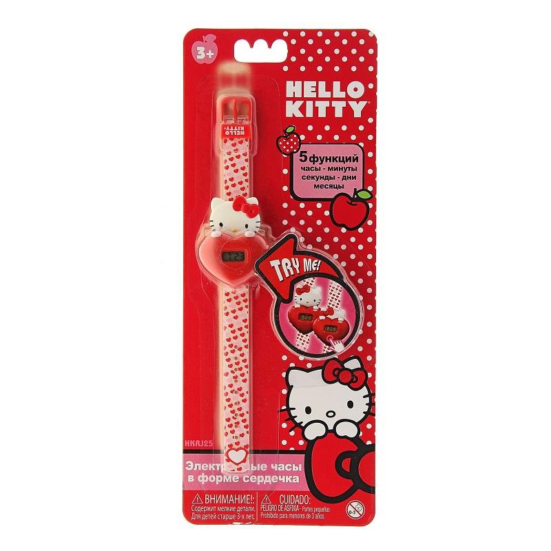 Часы наручные электронные Hello Kitty Детский мир 299.000