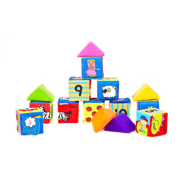 Кубики мягкие K's Kids Детский мир 1199.000