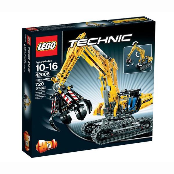 Конструктор LEGO Детский мир 2460.000