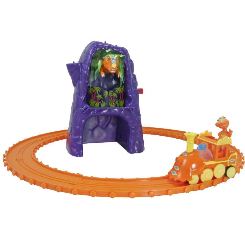 Железная дорога Поезд динозавров Детский мир 2099.000