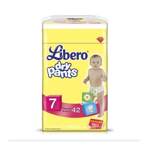 Трусики Libero Детский мир 601.000