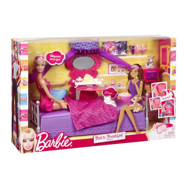 Игровой набор Barbie Детский мир 1599.000
