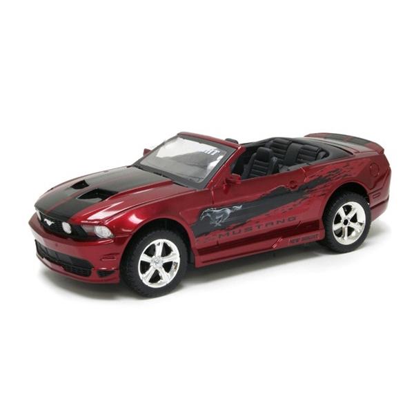 Машина р/у S-1 1:16 Mustang красный