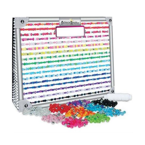 Большой набор бисера для плетения фенечек Детский мир 735.000