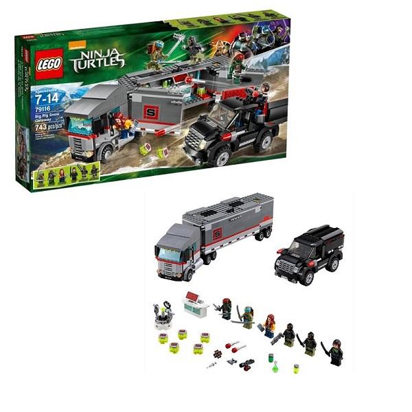 Конструктор LEGO Детский мир 3749.000