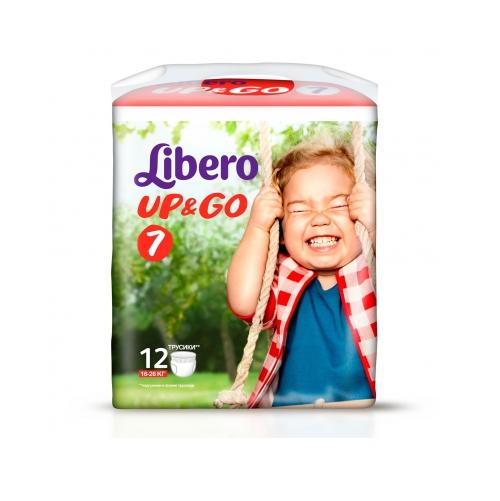 Трусики Libero Детский мир 252.000