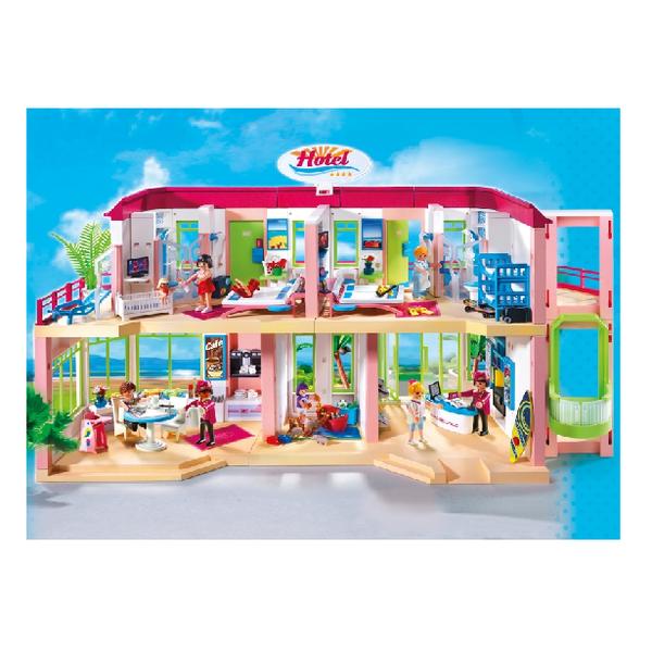 Конструктор Playmobil Детский мир 8899.000