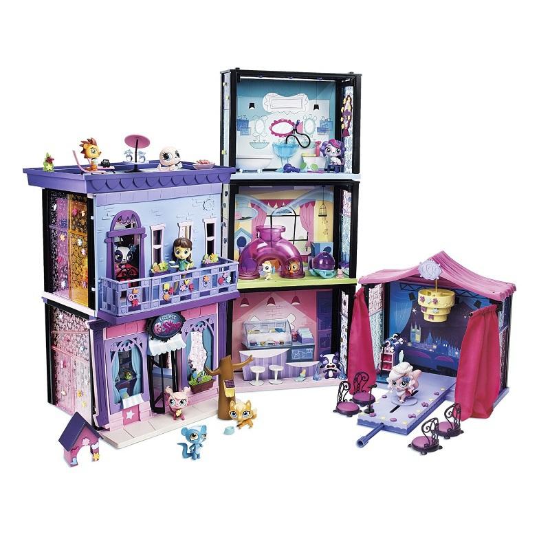 Игровой набор Littlest Pet Shop Детский мир 2999.000