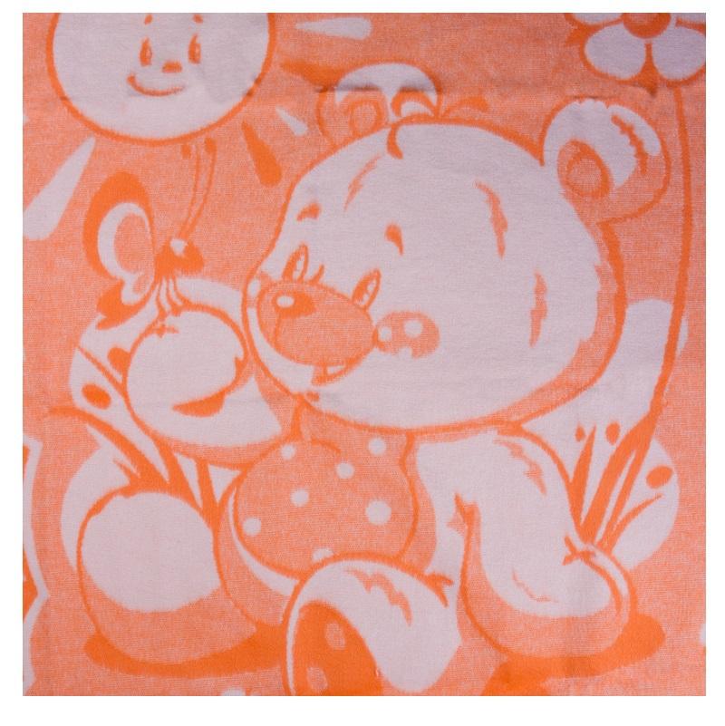 Одеяло байковое ОТК Детский мир 579.000
