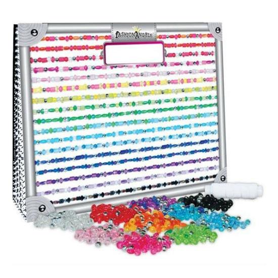 Большой набор бисера для плетения фенечек Fashion Angels Детский мир 735.000