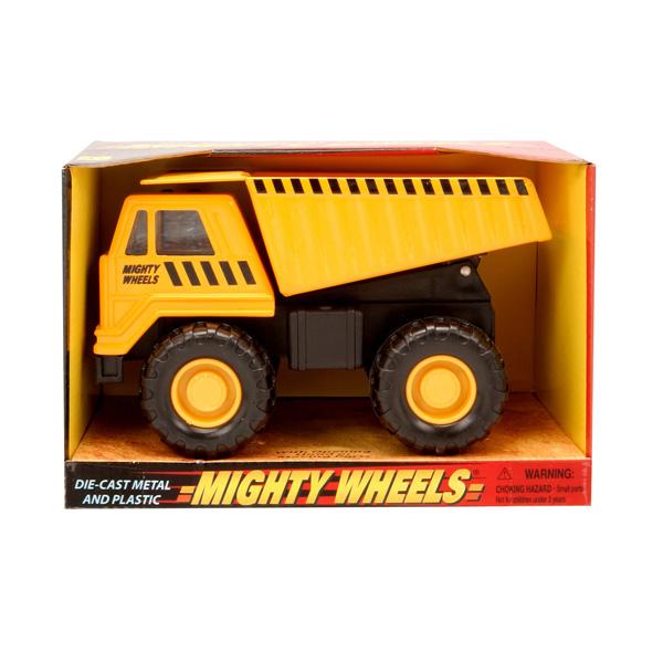 Строительный грузовик Soma Детский мир 349.000