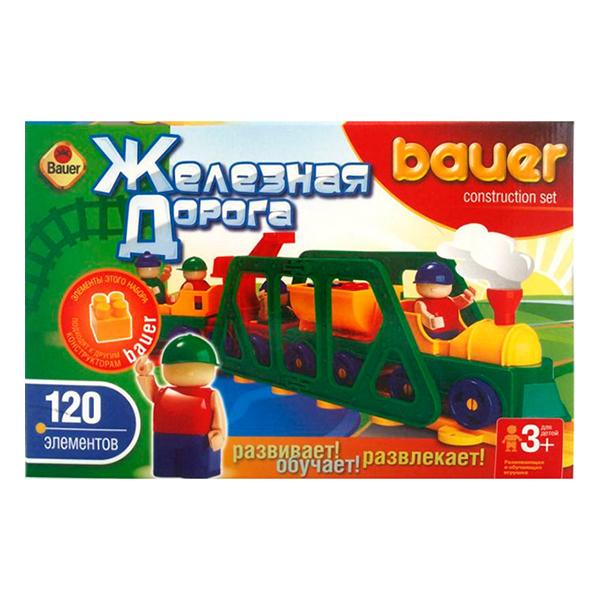 Железная дорога Bauer Детский мир 649.000