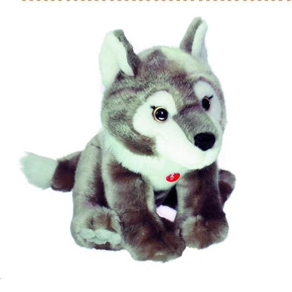 Волчонок с обучающим чипом WikiZoo Детский мир 699.000