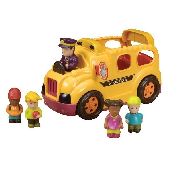 Автобус с пассажирами Battat Детский мир 1449.000