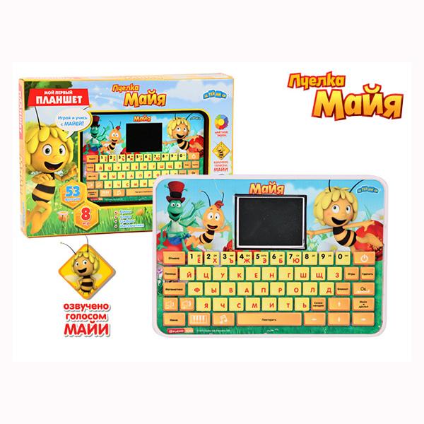Компьютер планшетный Пчелка Майя Детский мир 1599.000