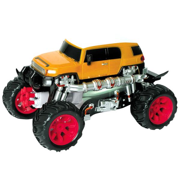 Машина-трансформер р/у Global Bros Детский мир 1999.000