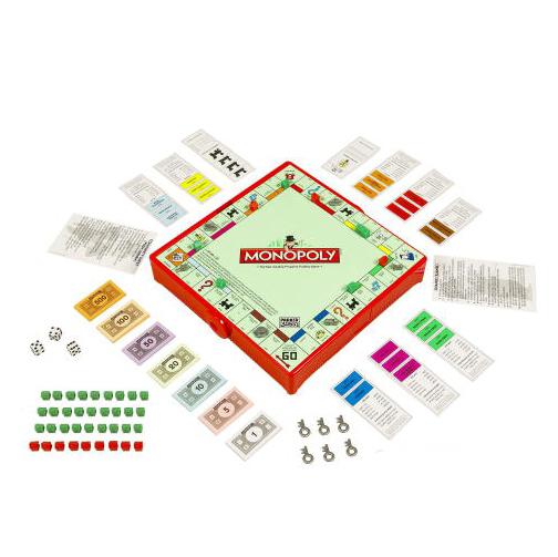 Дорожная игра Hasbro Games Детский мир 339.000