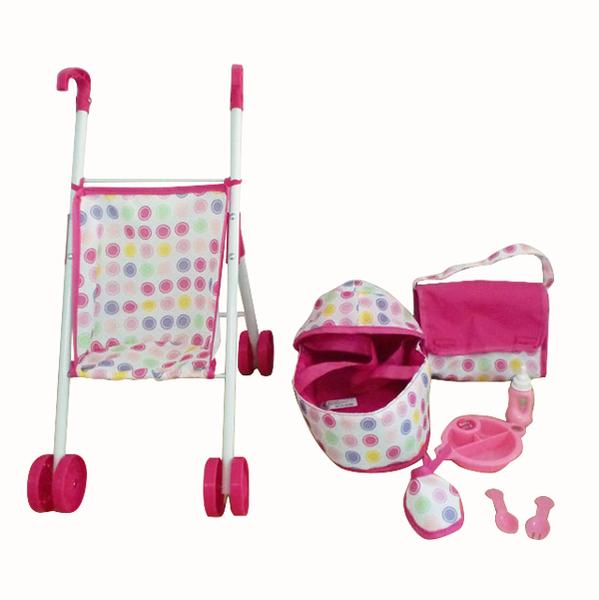 Набор аксессуаров для куклы Demi Baby Детский мир 699.000