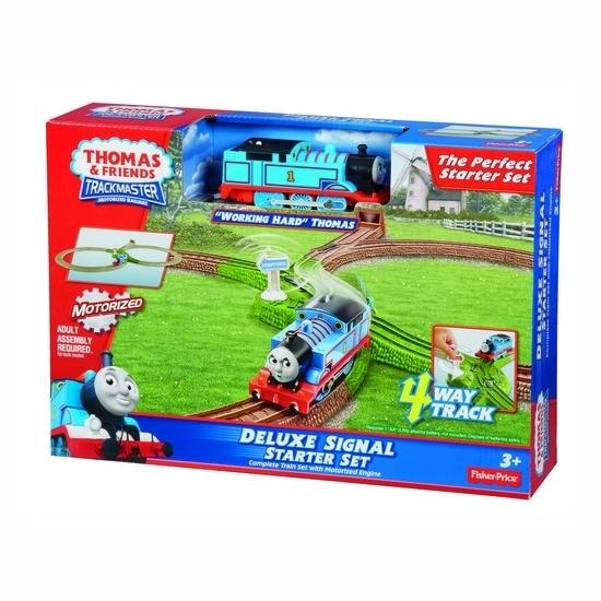 Стартовый игровой набор Делюкс Thomas & Friends Детский мир 1499.000