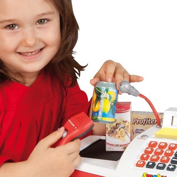 Кассовый аппарат Smoby Детский мир 2420.000