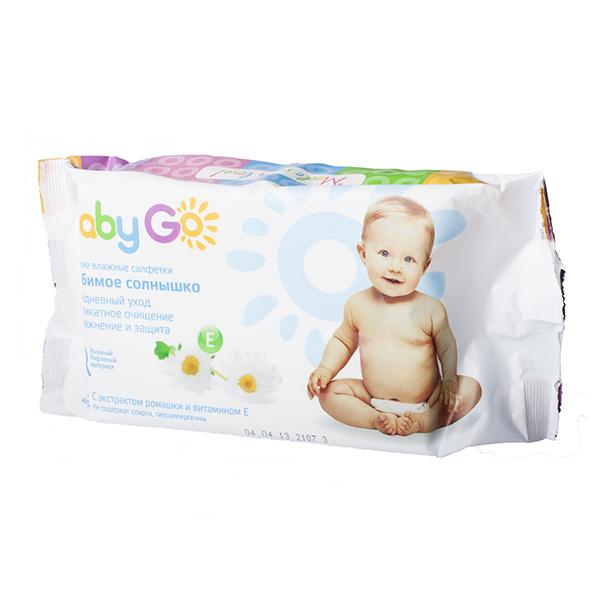 Влажные салфетки BabyGo Детский мир 79.000