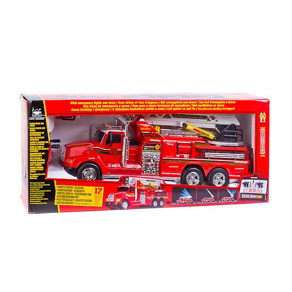 Пожарная машина New Bright Детский мир 1899.000