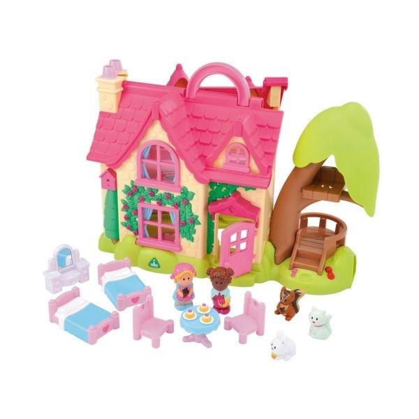 Мой первый кукольный дом ELC Детский мир 3100.000