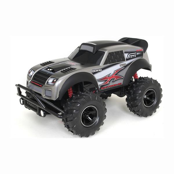 Машина р/у Rally Buggy 1:10 серая