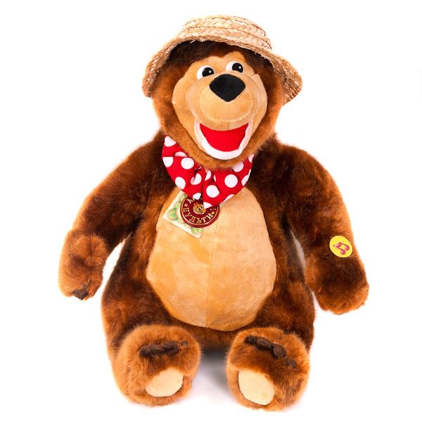 Мишка в шляпе Мульти-Пульти Детский мир 1999.000