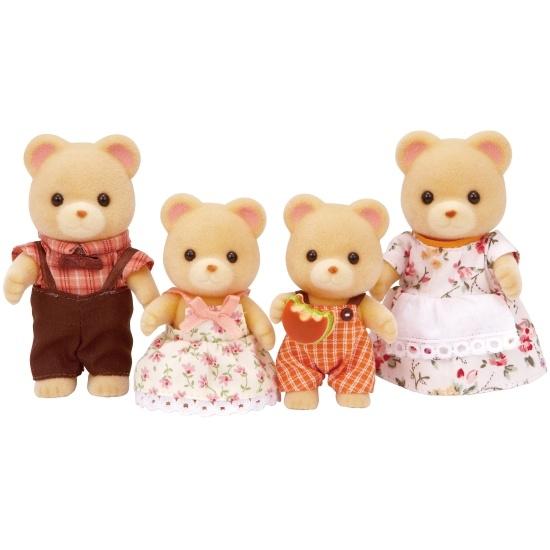 Семья мармеладных медведей Sylvanian Families Детский мир 949.000