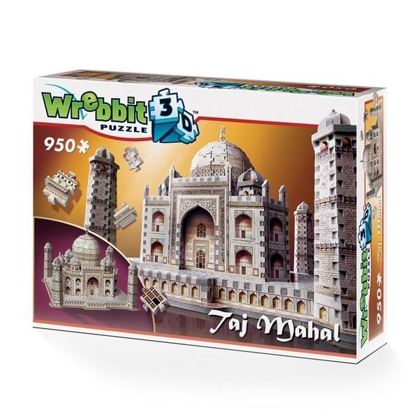 Пазлы 3D Wrebbit Детский мир 2209.000
