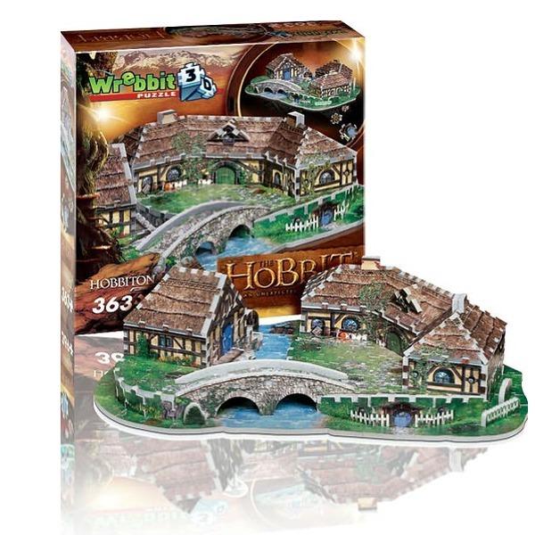 Пазлы 3D Wrebbit Детский мир 1199.000