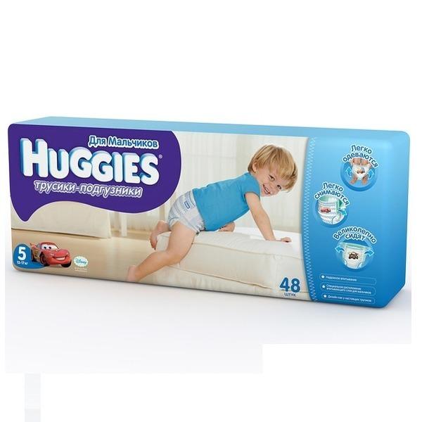 Трусики-подгузники Huggies Детский мир 749.000