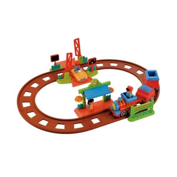 Железная дорога ELC Детский мир 3290.000