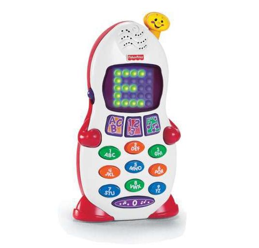 Обучающий телефон Fisher Price Детский мир 1099.000