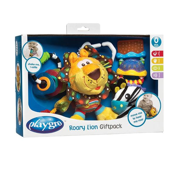 Набор Львенок Playgro Детский мир 1199.000