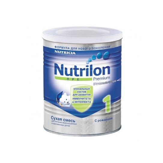 Смесь Пре-Нутрилон Nutricia Детский мир 617.000