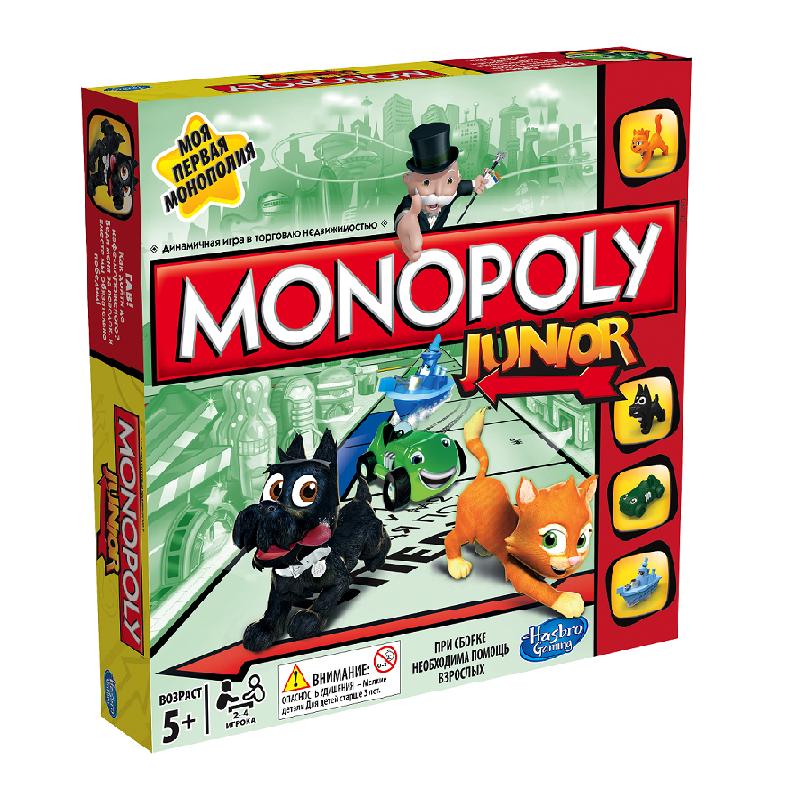 Монополия Hasbro Games Детский мир 990.000