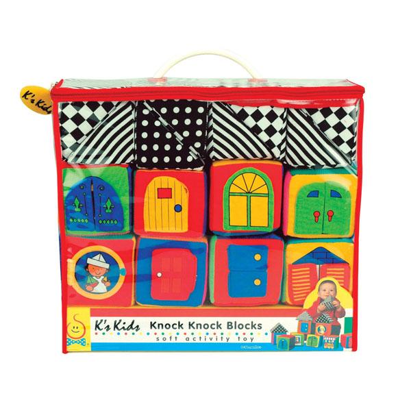 Мягкие кубики K's Kids Детский мир 999.000