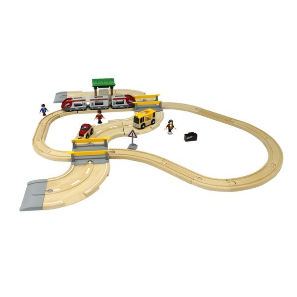 Железная дорога Brio Детский мир 2599.000