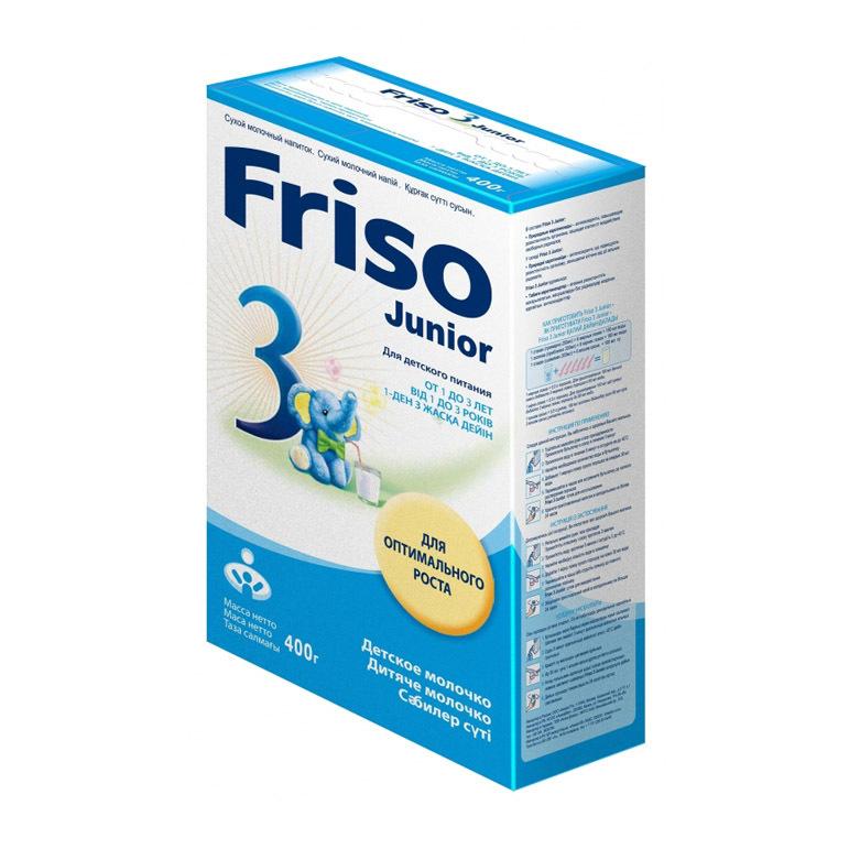 Молочный напиток Friso Детский мир 211.000