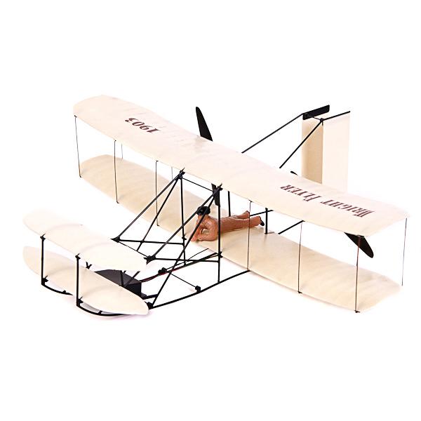 Работа городу модель самолета бртьев райт коня мав