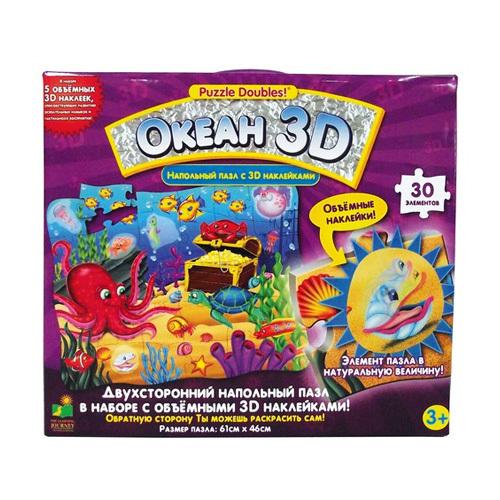 Пазл 3D Learning Journey Детский мир 699.000