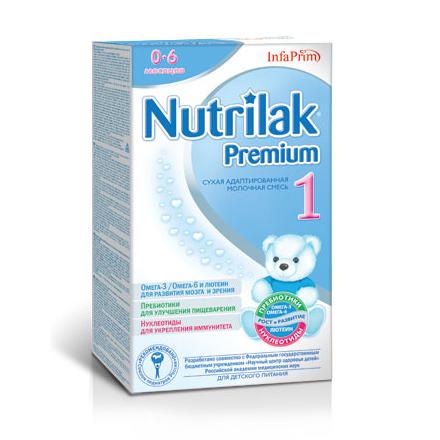 Молочная смесь InfaPrim Детский мир 225.000
