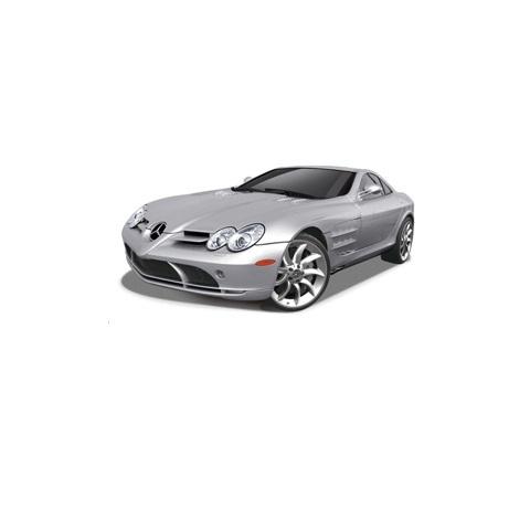 Машина на р/у Mercedes Benz Mclaren 1:24 со светом