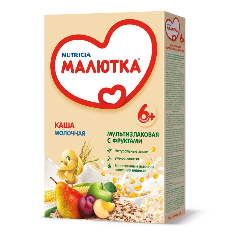 Каша молочная Nutricia Детский мир 84.000