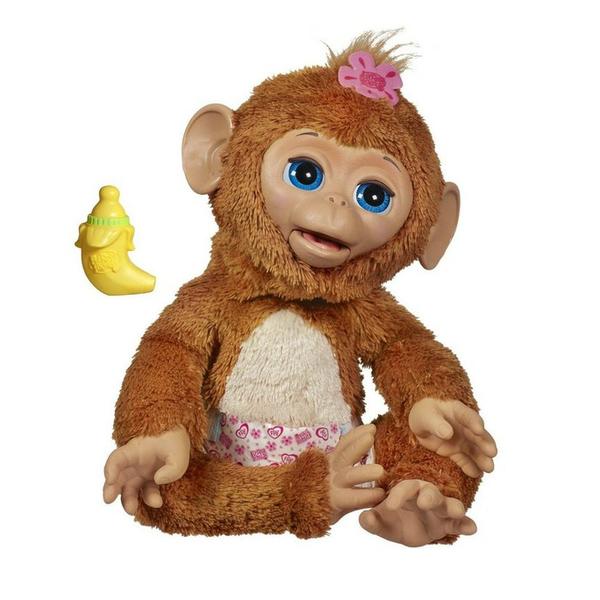 Смешливая обезьянка Hasbro Детский мир 3899.000