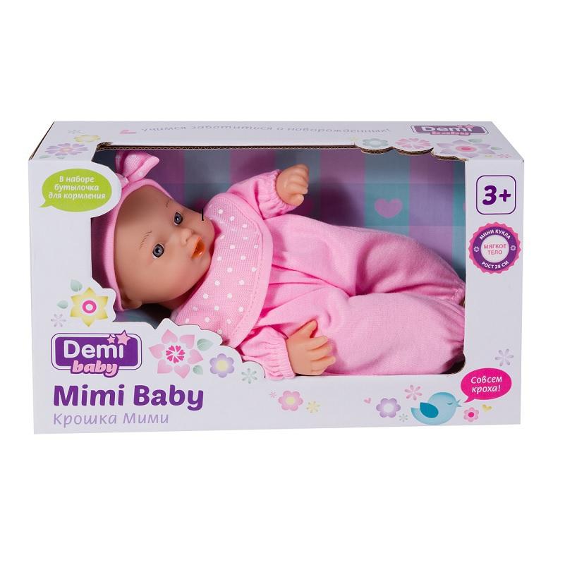 Пупс Demi Baby Детский мир 549.000