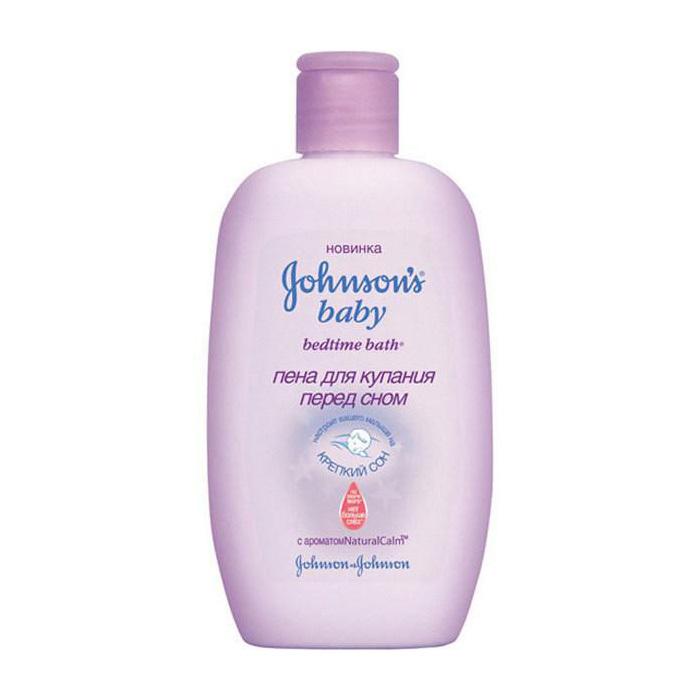 Пена для купания Johnson's baby Детский мир 189.000