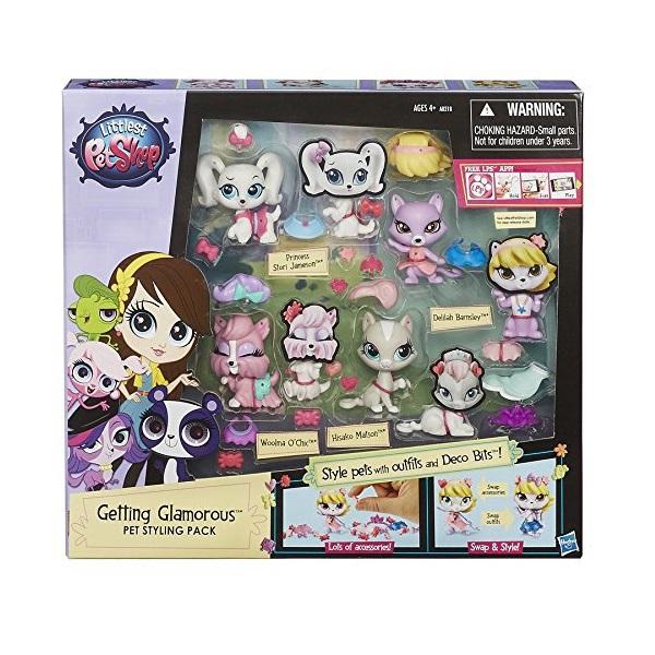 Игровой набор Littlest Pet Shop Детский мир 1199.000